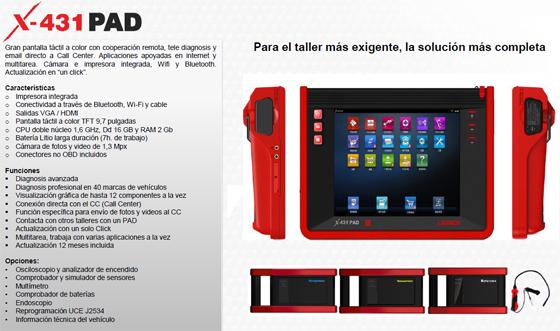 X431PAD