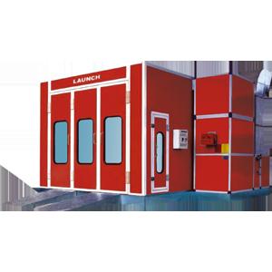 cabina de pintura para talleres