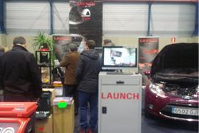 Participación de Automaquinor y Launch en la Feria pontevedresa