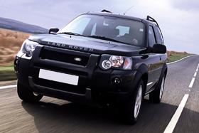 Testigo encendido Land Rover Freelander