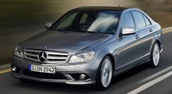 Mercedes C320/C350 CDI en fase de emergencia y luz avería encendida