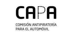 comision antipirateria automóvil