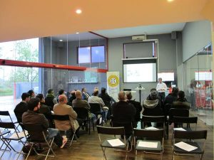 presentación taller golo barcelona Bcn