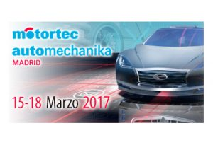 Motortec Madrid 2017