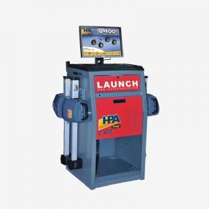 alineador de dirección Launch HPA C400
