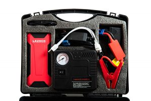 arrancador de batería portatil