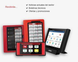 Newsletter Launch Iberica
