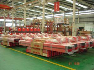 Fábrica Launch China