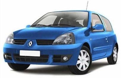 Renault Clio 2 1.5 Dci motor K9k