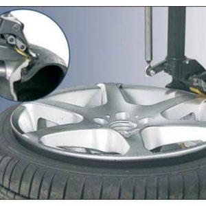 desmontaje de rueda
