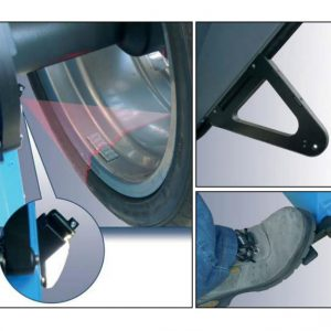 Detalles equilibradora neumáticos