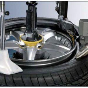 Detalle destalonador de neumáticos