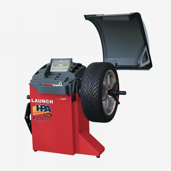 equilibradora ruedas HPA 225-215