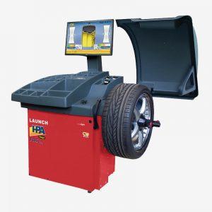 equilibradora electrónica de ruedas