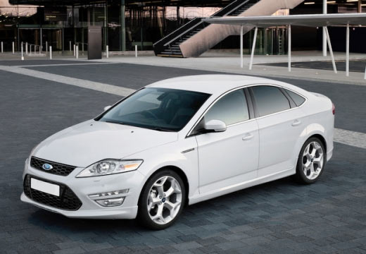 ford mondeo tdci 2.2