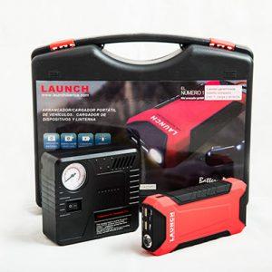 arrancador de baterias maletín