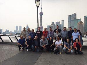 Asistentes Viaje China Launch