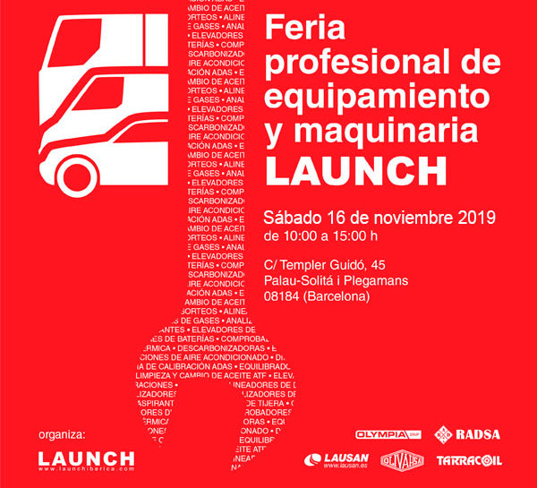 Cartel Feria Launch 2019