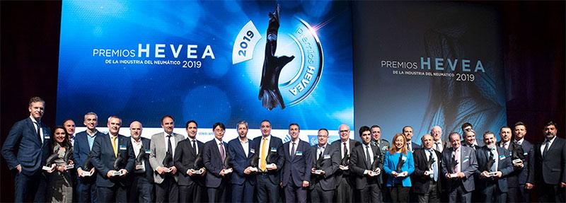 ganadores premios hevea 2019