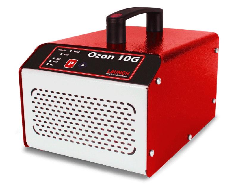equipo generador de ozono